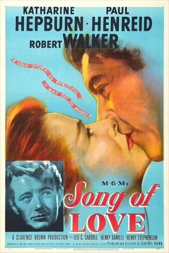 Poster of Song of Love