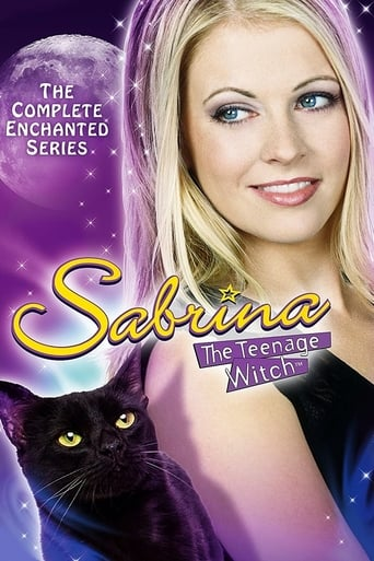 Poster of Sabrina, the Teenage Witch