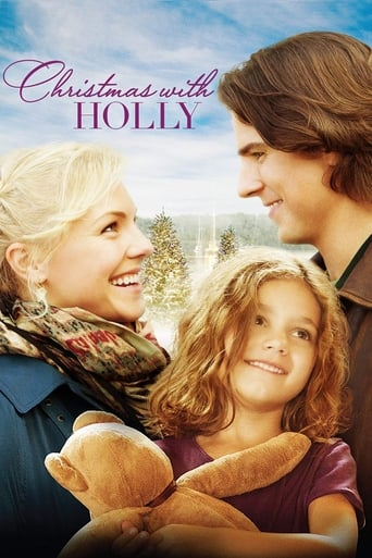 Poster of Christmas with Holly
