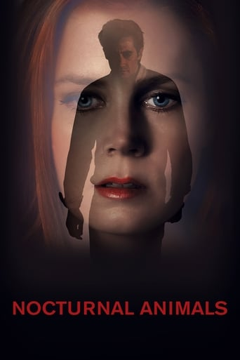 Poster for the movie, 'Nocturnal Animals'