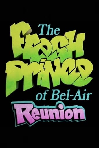 The Fresh Prince of Bel-Air Reunion Poster