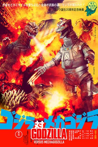 Godzilla contra Cibergodzilla, máquina de destrucción