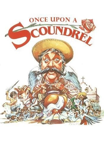 Poster of Once Upon a Scoundrel