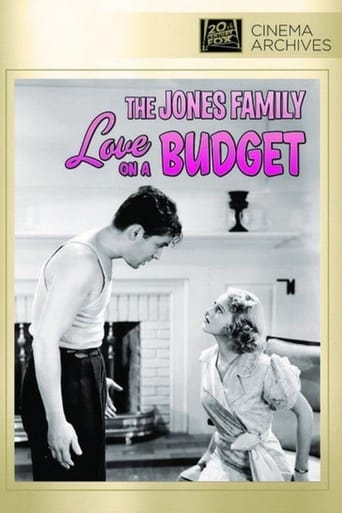 Poster of Love on a Budget