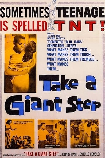 Watch Take a Giant Step Free Movie Online