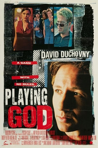 Poster of Playing God