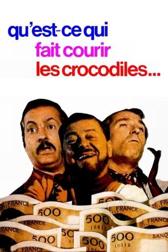 Poster of Qu'est-ce qui fait courir les crocodiles ?