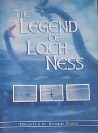 Poster of Legend of Loch Ness