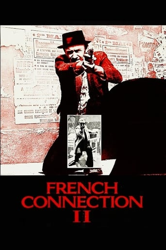 Poster of French Connection II fragman