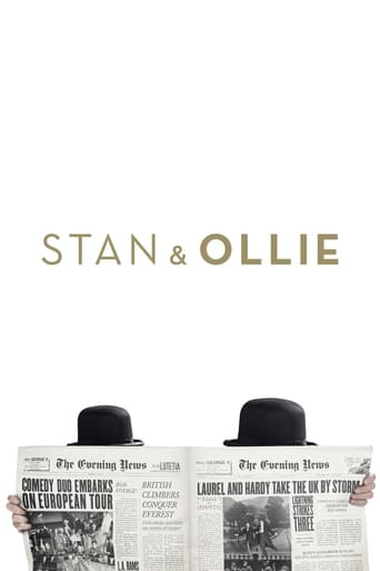 Poster of Stan and Ollie