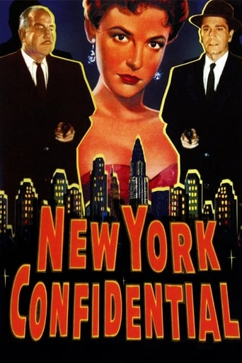 Poster of New York Confidential