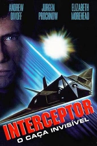 Interceptor - O Caça Invisível - Poster