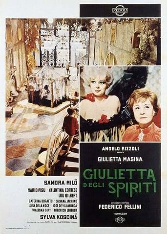 Poster of Giulietta degli spiriti