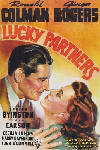Poster of Lucky Partners