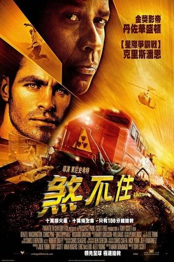 Poster of 危情時速
