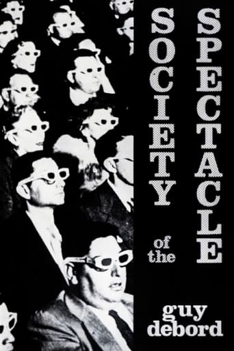 Poster of The Society of the Spectacle