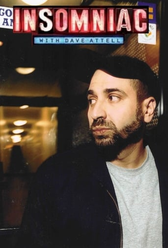 Poster of Insomniac with Dave Attell