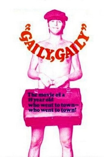 Poster of Gaily, Gaily