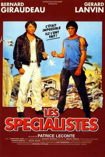Poster of The Specialists