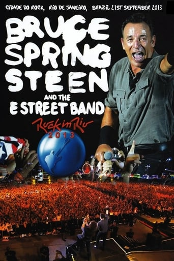 Poster of Bruce Springsteen & The E Street Band: Rock In Rio 2013