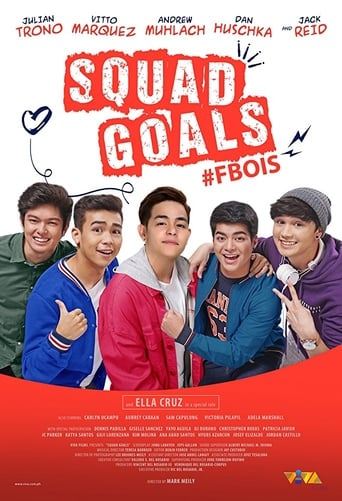 Poster of Squad Goals: #FBois