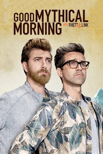 Poster of Good Mythical Morning