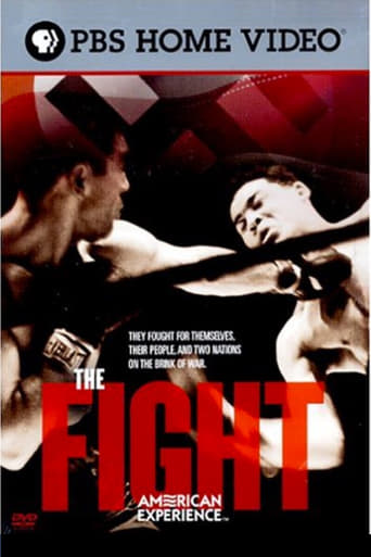 Poster of The Fight