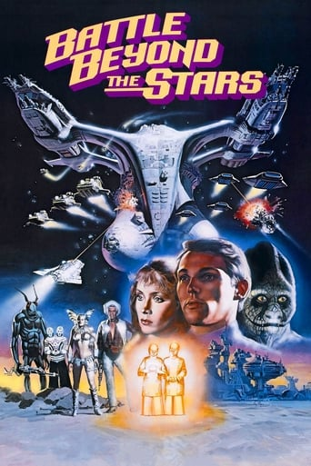 Poster of Battle Beyond the Stars