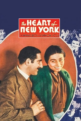 Poster of The Heart of New York