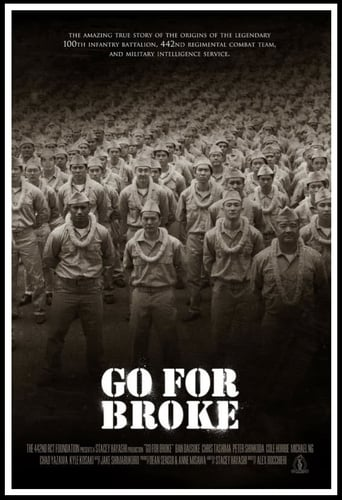 Poster of Go for Broke