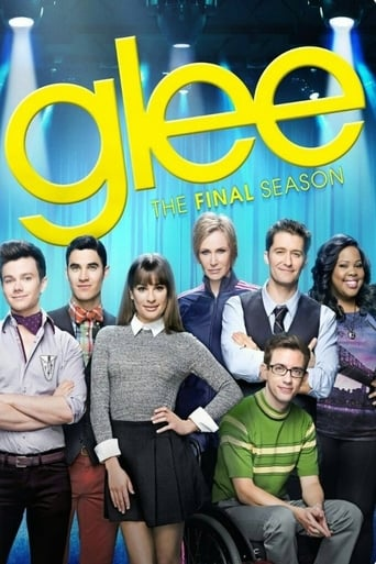 Poster of Glee