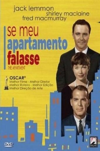 Se Meu Apartamento Falasse - Poster