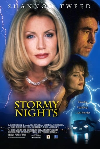 Poster of Stormy Nights