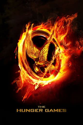 Poster of The Hunger Games