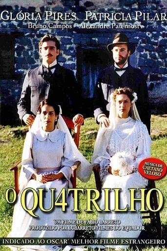 Poster of O Quatrilho