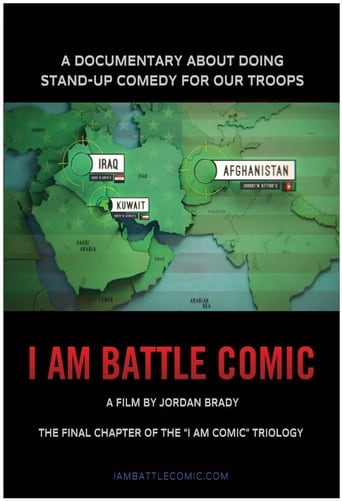 Poster of I Am Battle Comic