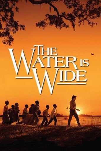 Poster of The Water Is Wide