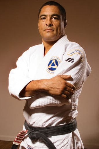Rickson Gracie alias Aikido Instructor