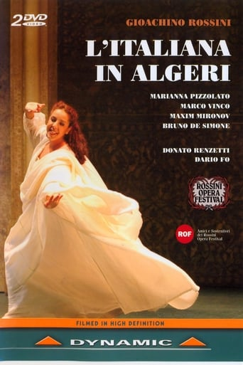 Watch L'Italiana In Algeri - Rossini Festival Free Online Solarmovies