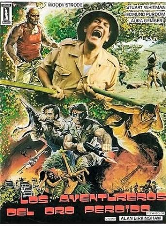 Poster of Los aventureros del oro perdido