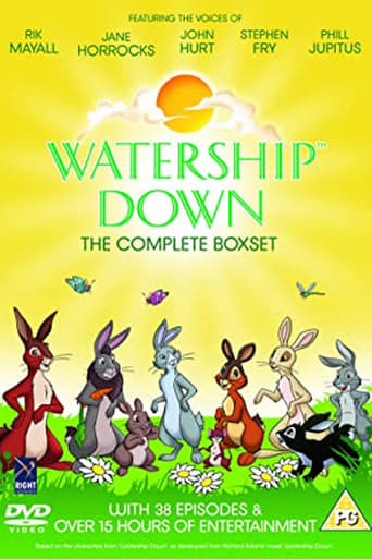 Capitulos de: Watership Down