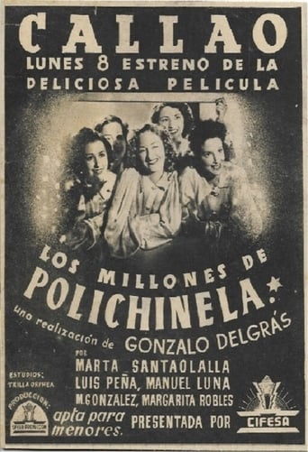 Watch Los millones de Polichinela Online Free Putlocker