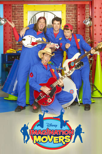 Poster of Imagination Movers in Concert