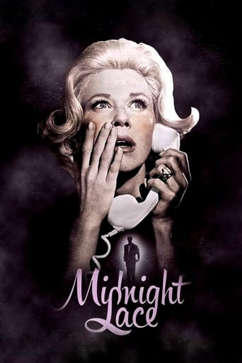 Poster of Midnight Lace