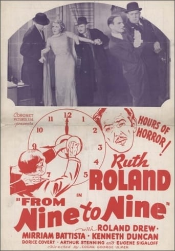 Poster of From Nine to Nine