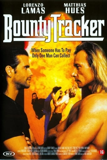 Poster of Bounty Tracker