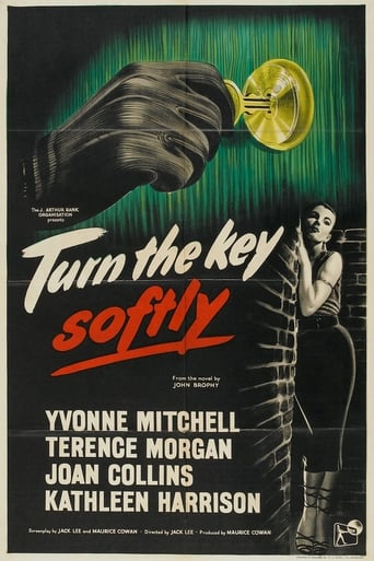 Poster of Turn the Key Softly
