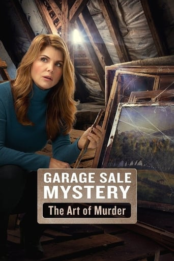 Poster of Garage Sale Mystery: The Art of Murder