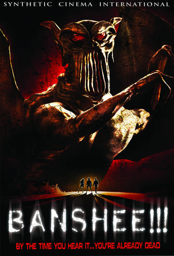 Poster of Banshee!!!