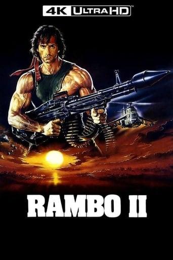 Film Rambo II - 4K [HDR]